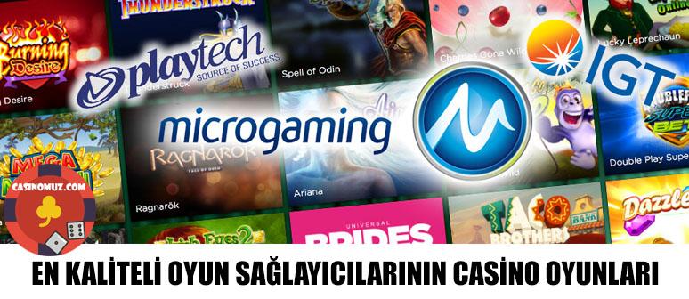 Online Casino Yazılım Firmaları