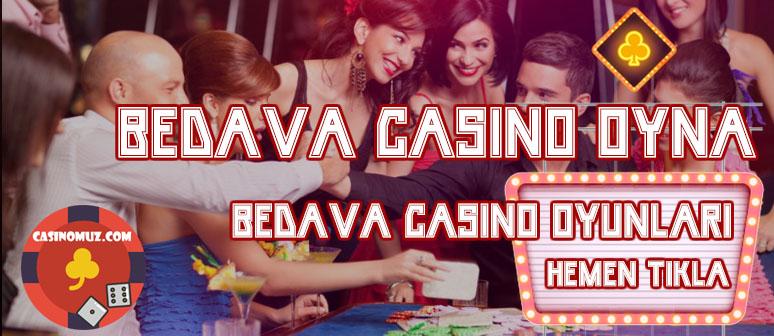 bedava casino oyna