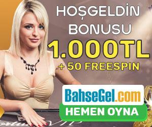 bahsegel casino bonus